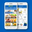 UNIMARKT launcht Shopping App